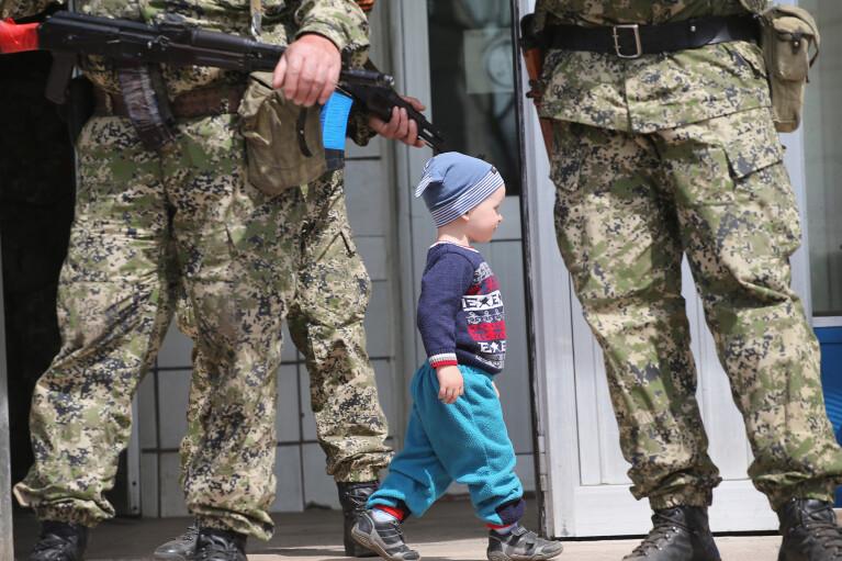 Демографический прогноз. Сколько людей останется на Донбассе