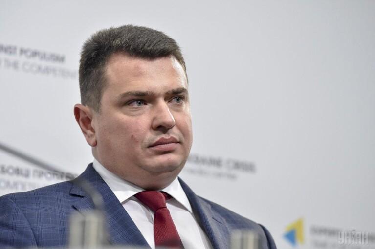 """Участь Калужинського в розкраданні коштів """"Укроборонпрому"""" Ситник вважає """"позитивною"""" (ДОКУМЕНТИ)"""