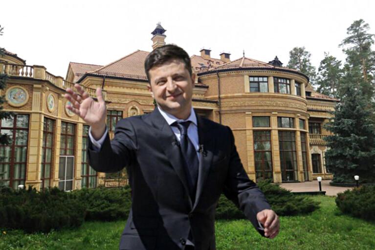 Четыре спальни, кинозал и солярий: Что за дом в Конча-Заспе, где будет жить Зеленский