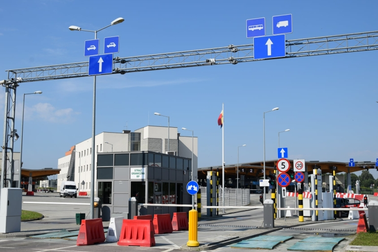 """У чергах на кордоні з Польщею """"застрягли"""" понад 400 автомобілів"""