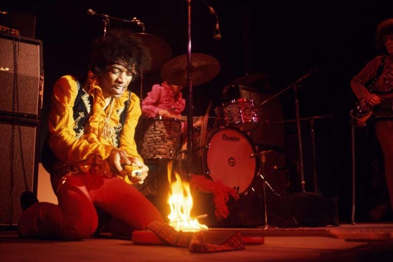 50 років без Хендрікса. Як Джимі спалив гітару на жертовному вогні і підкорив світ