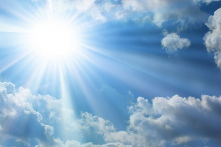 Весна все же пришла: в воскресенье солнечно и до +18 (КАРТА)
