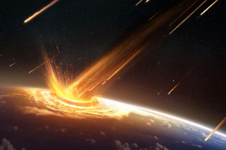 Огонь с неба. Что на самом деле разрушило библейский Содом