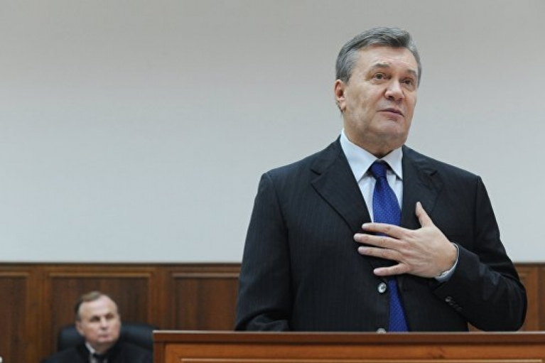 Верховный Суд отложил рассмотрение жалобы Януковича на приговор на три месяца