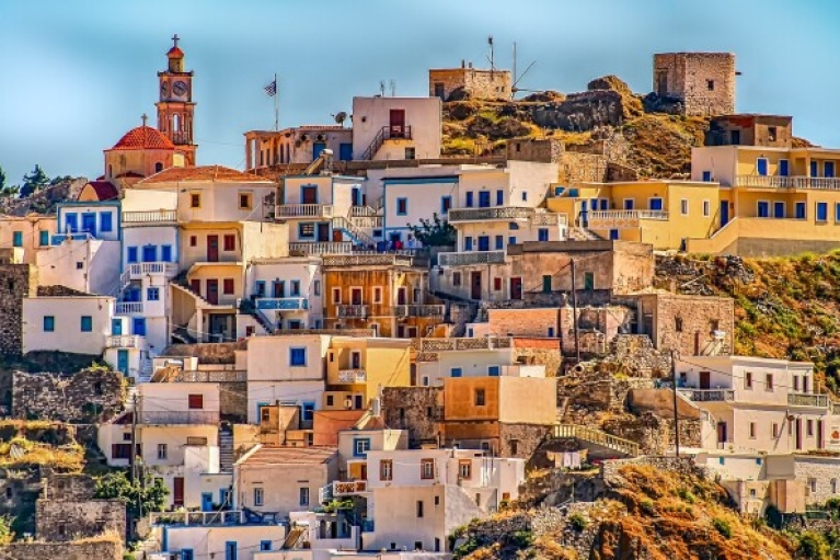 Греция открыла туристический сезон