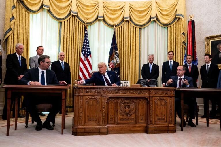 Балканская игра Трампа. Как огорчить неприятелей и сделать неудобно друзьям