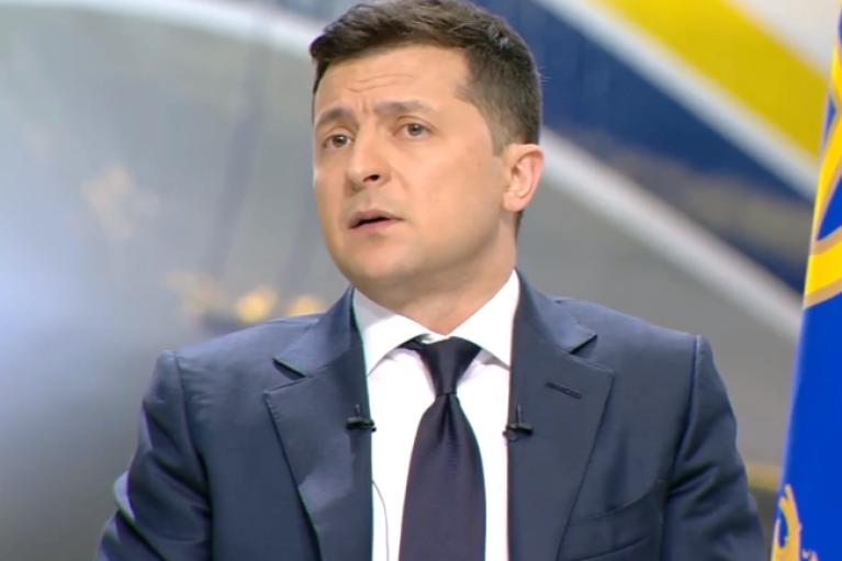 """Зеленский заверил, что Украина готова к пику COVID-штамма """"Дельта"""""""
