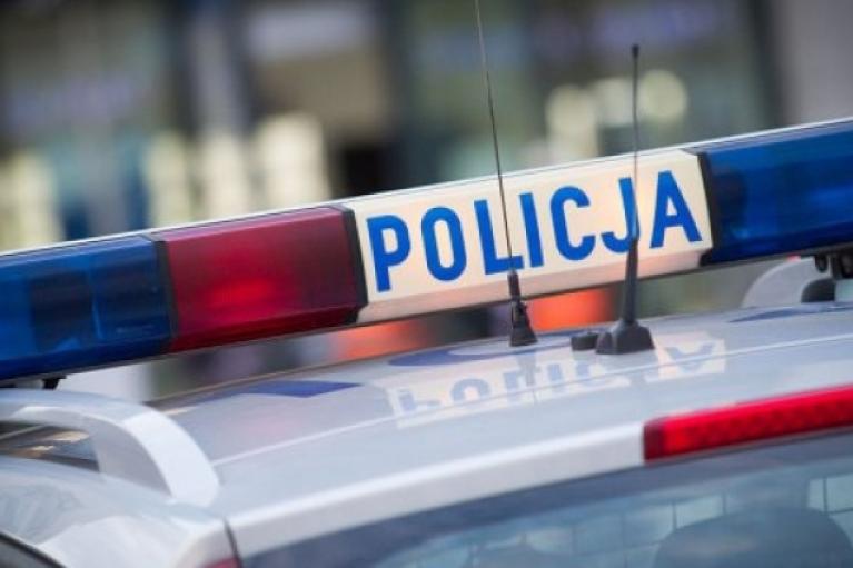 В Варшаве полицейские не могли справиться с агрессивным украинцем, нарушившим ПДД
