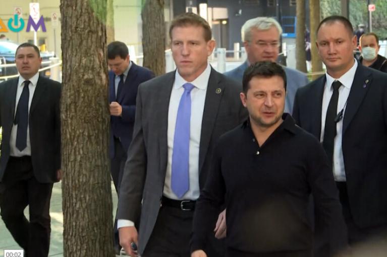 Зеленский надеется на помощь ООН в деоккупации Донбасса и Крыма
