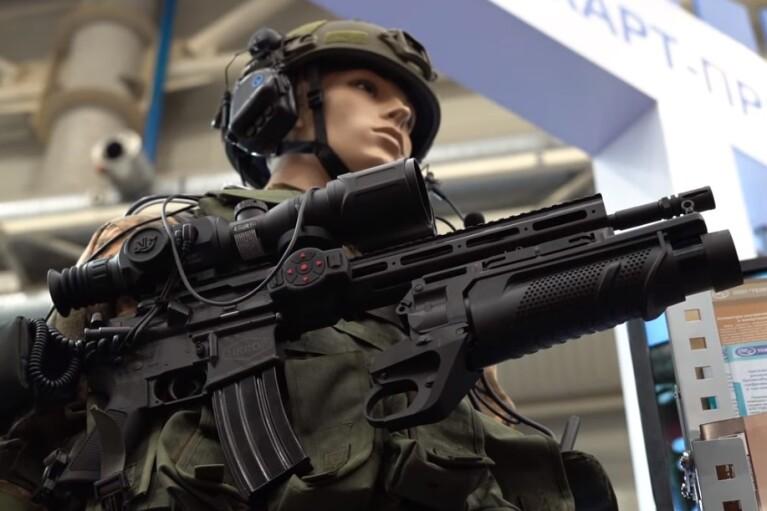 Позитив тижня. Розробники з Одеси показали екіпіровку українських солдатів майбутнього
