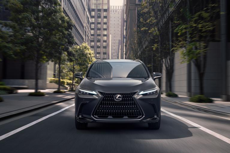 Світова прем'єра нового Lexus NX