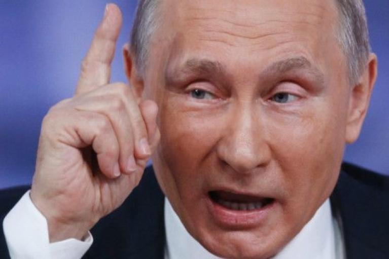 """Путин заявил, что Украину превращают в """"Антироссию"""""""