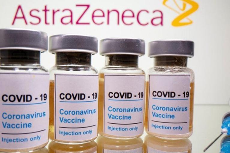 Німеччина передала Україні 1,5 млн доз вакцини AstraZeneca