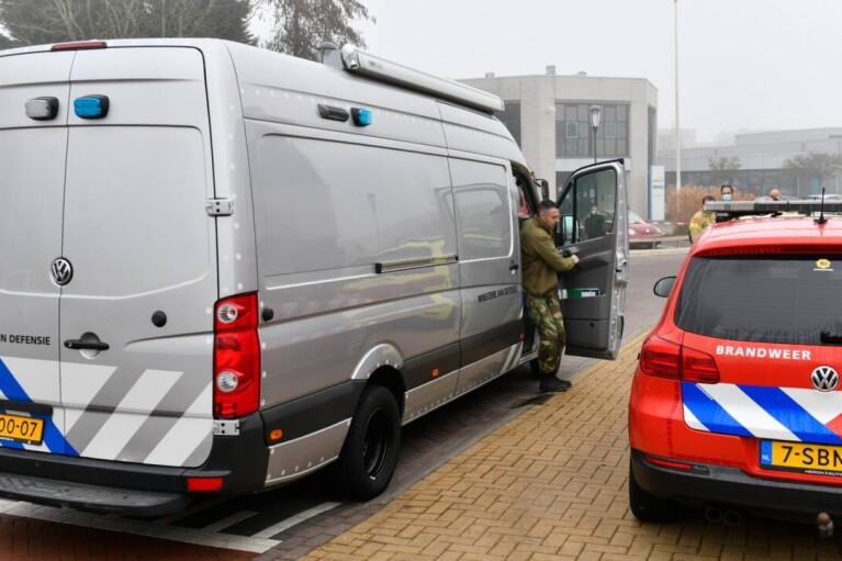 В Нидерландах прогремел взрыв возле центра тестирования на СOVID-19 (ФОТО)