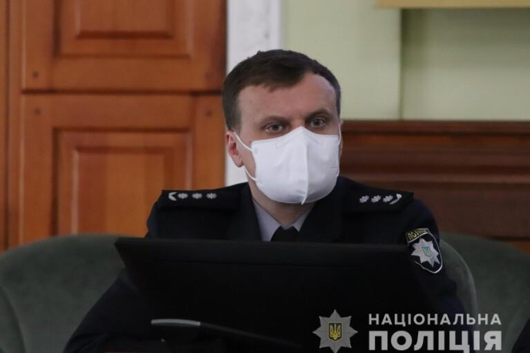 Рубель став головним поліцейським Харківщини