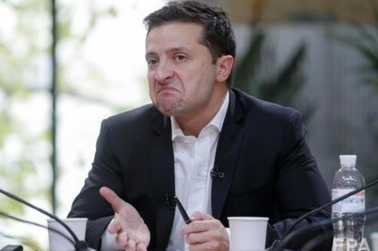 """У Зеленского выясняют, как у Авакова ошибочно отнесли к """"ворам в законе"""" сотню человек"""