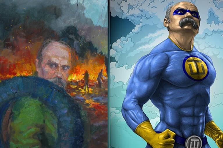 Шевченко в кожухе. Как из Кобзаря сделали настоящего большевика и пролетарского поэта