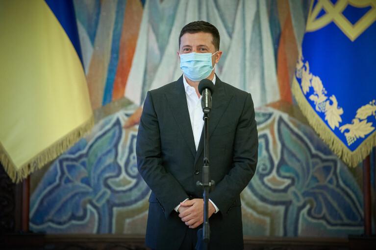 Зеленский поблагодарил премьера Хорватии за желание помочь со въездом украинских туристов