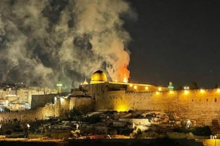 Нардепы призвали к деэскалации насилия на Ближнем Востоке