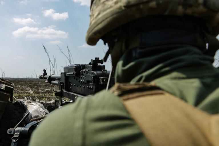 У зоні ООС бойовики тричі обстрілювали ЗСУ: втрат серед наших немає