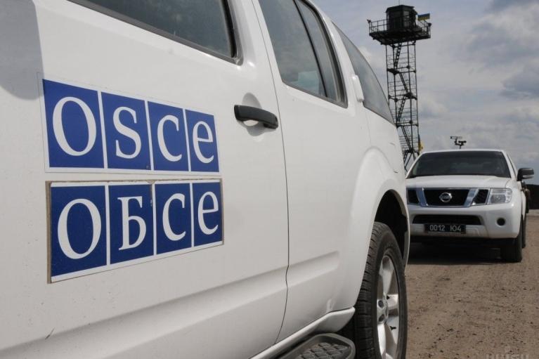 """ОБСЕ насчитала на """"военном параде ДНР"""" тысячу участников и пять тысяч зрителей"""