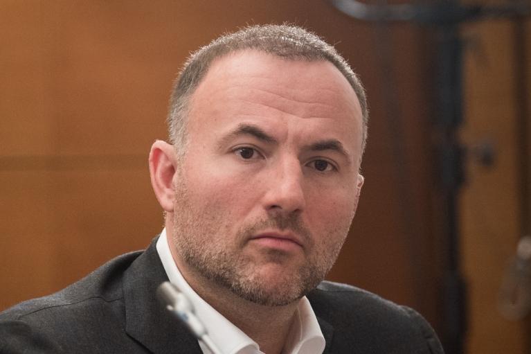 Фукс отреагировал на введенные против него санкции СНБО
