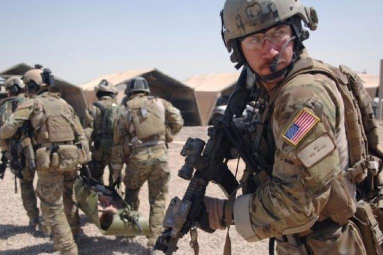 США скоротили контингент в Іраку майже в 4 рази і змінюють формат місії