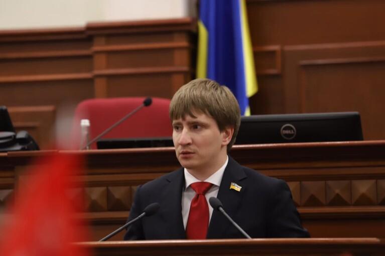 Секретарем нового Киевсовета стал Владимир Бондаренко