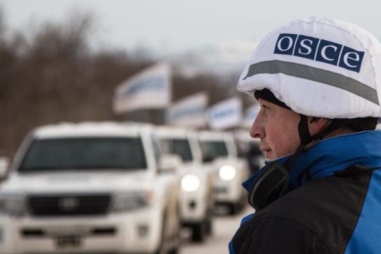 СММ ОБСЄ назвала число загиблих мирних жителів на Донбасі у 2021 році