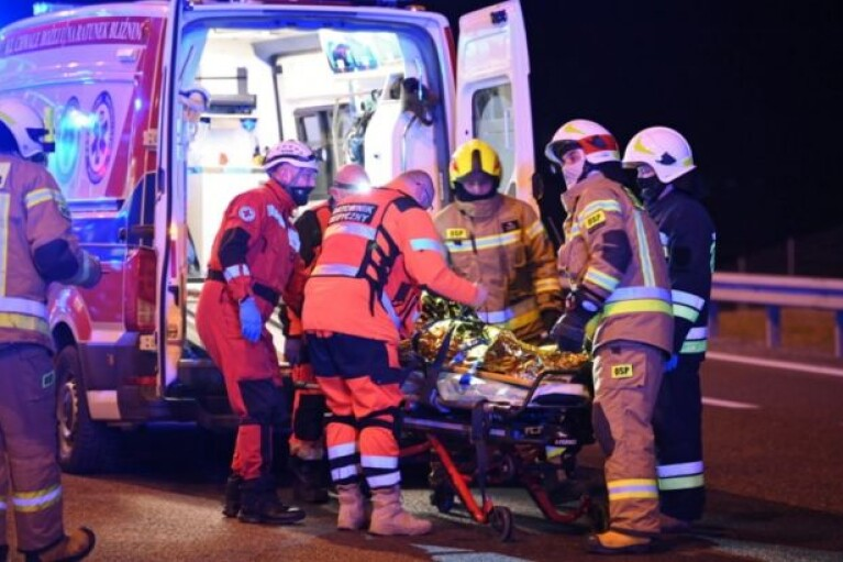 Смертельна ДТП у Польщі: стало відомо, скільки постраждалих українців виписали з лікарні