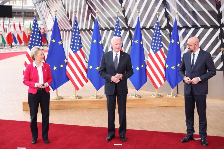 Саммит США-ЕС. Чем пожертвовал Байден ради дружбы с Европой