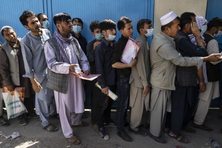 ВОЗ призывает не прекращать финансирование медицинской системы Афганистана