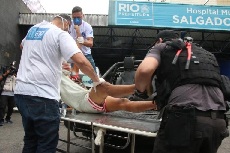 В Рио-де-Жанейро произошла перестрелке в метро: погибли 25 человек (ВИДЕО)