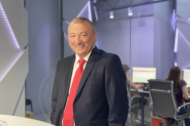 Василий Филипчук: Наш зритель - тот, кто смотрит на развитие страны с оптимизмом