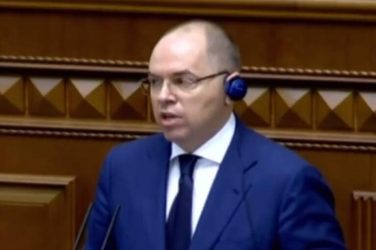 Степанов заявив про відсутність бюджету на популяризацію вакцинації