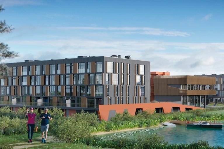 У стилі eco-friendly. Як житловий комплекс може спонукати піклуватися про навколишнє середовище