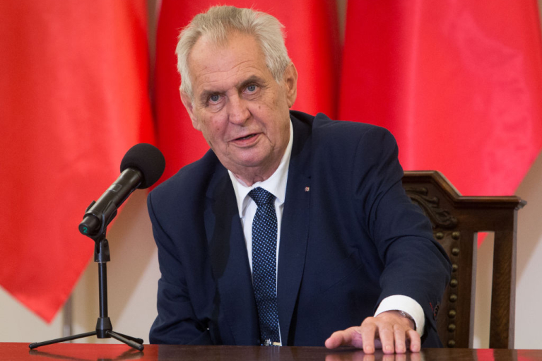 Земан Шредингера. Чем чревата болезнь чешского президента