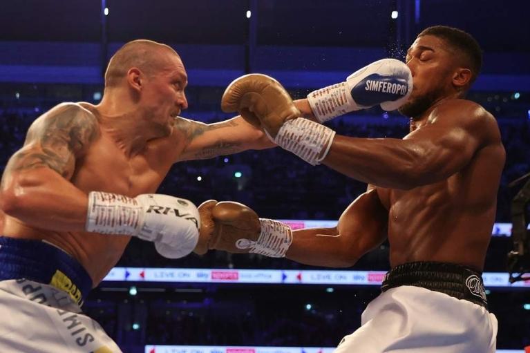 Трансляцию боя Усика могли заблокировать по указке из ОП из-за его сотрудничества с К2 Promotion Кличко