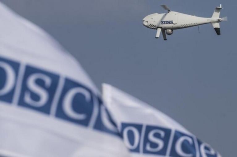 ОБСЕ приостановила использование БПЛА на Донбассе и пожаловалась на Украину