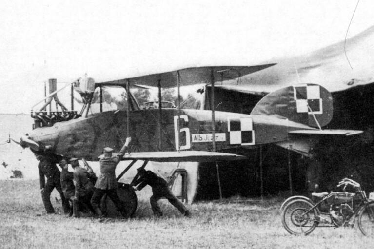 Последние авиаторы УНР. Как Первая Запорожская эскадра с большевиками воевала