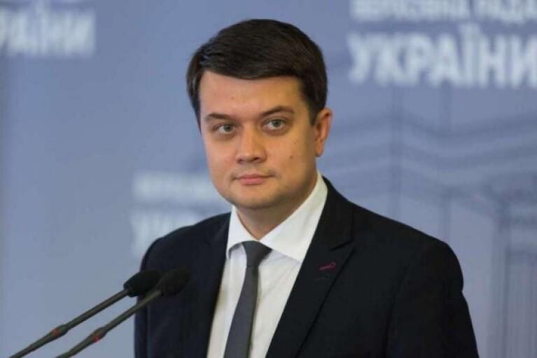 """""""Мне стыдно за коллег"""": Разумков извинился за вечеринку Тищенко"""