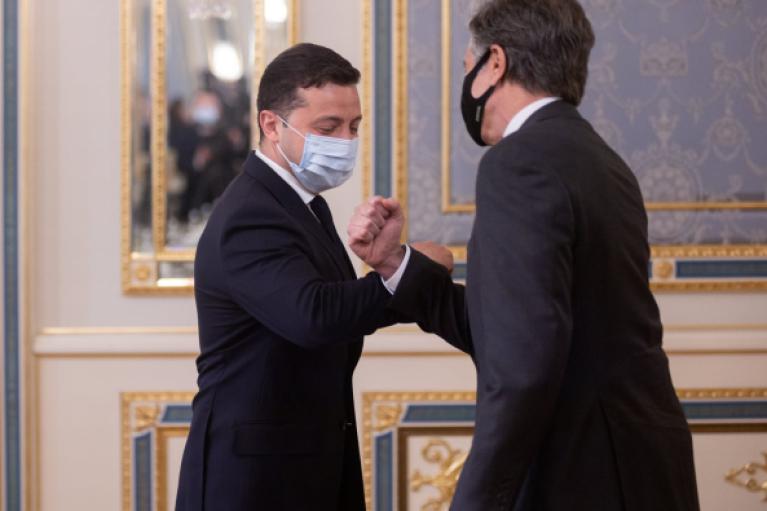 """Зеленский заявил об """"очень серьезном"""" соглашении с США в будущем"""