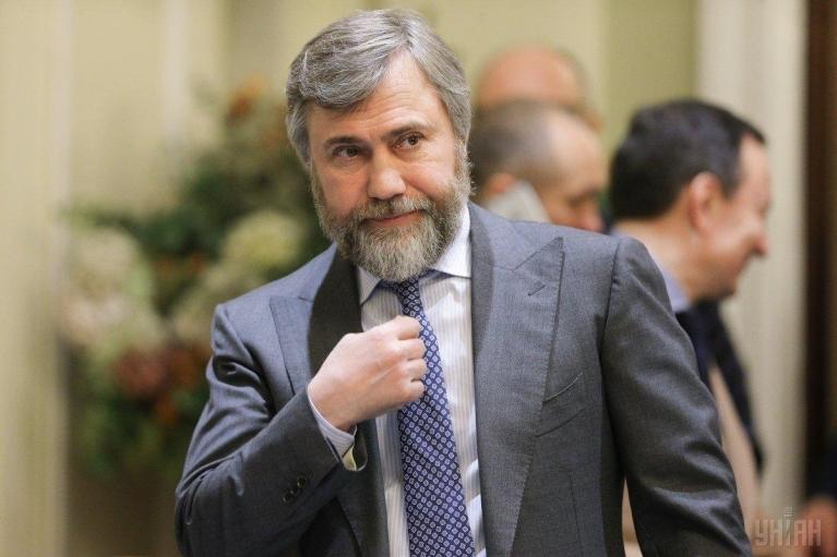Новинский подтвердил, что нацелился купить телеканал Мураева НАШ
