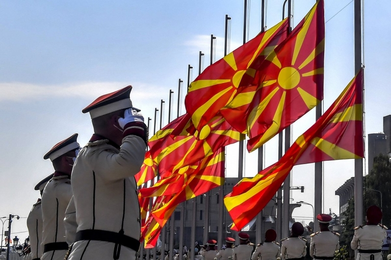 Через солідарність із Чехією? Північна Македонія відправила додому російського дипломата