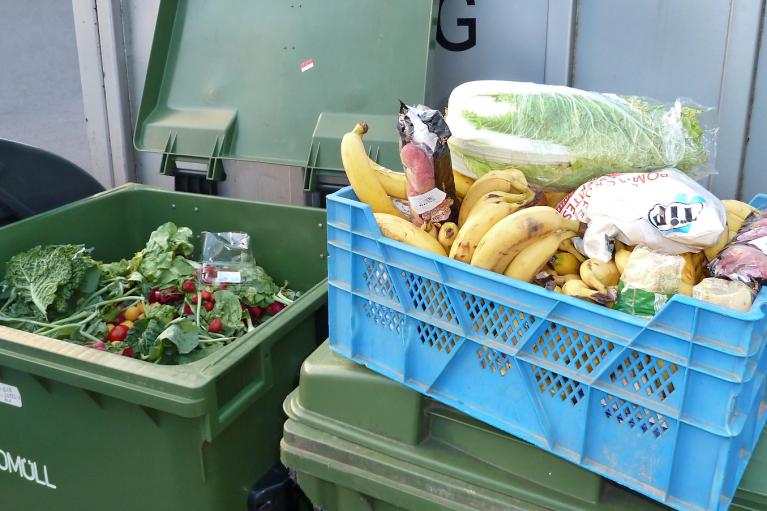 В мире выбрасывают более 900 млн тонн еды в год