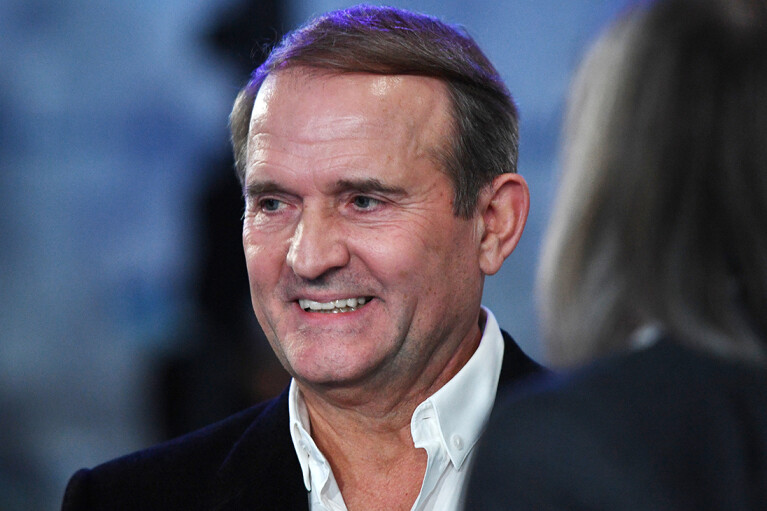 Медведчук продолжит исполнять депутатские полномочия даже под домашним арестом, — Разумков