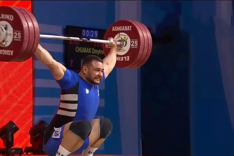ЧЕ по тяжелой атлетике в Москве: Украина возглавила общий зачет, РФ среди аутсайдеров