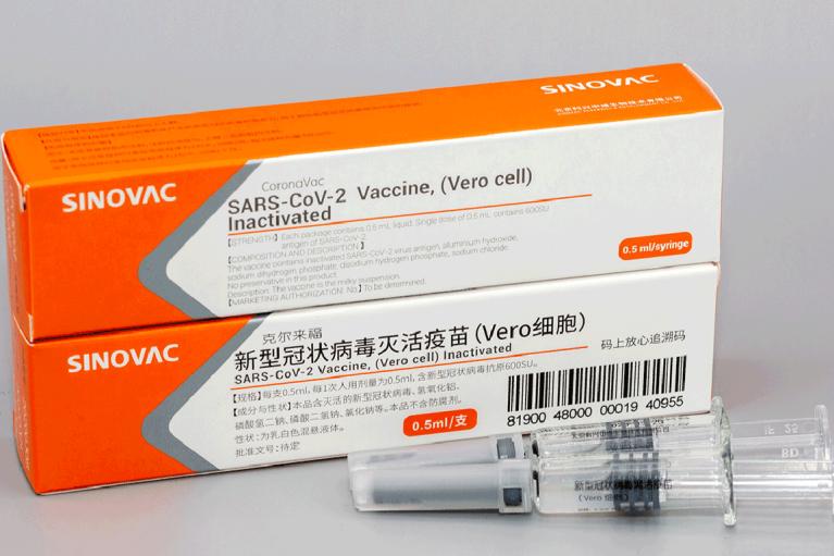 Китайскую COVID-вакцину начали отправлять по Украине