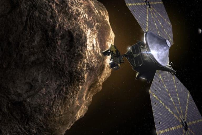 NASA направило місію до Троянських астероїдів, щоб вивчити походженя Сонячної системи (ВІДЕО)
