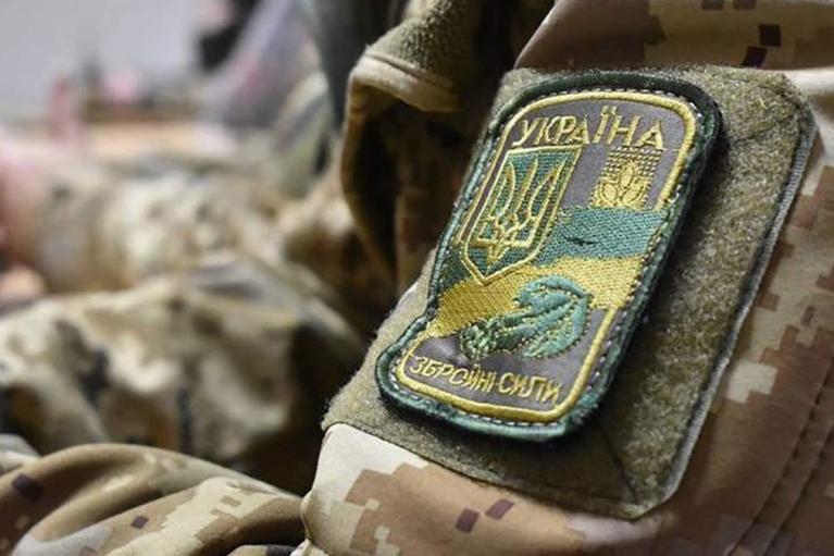 На Донбассе защитник Украины погиб от пули снайпера